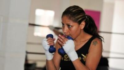 Mariana Juárez vuelve al ring en febrero (Foto: Box Latino)