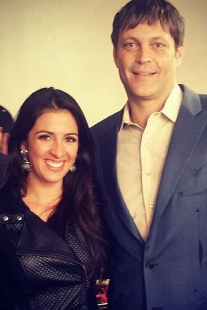 """""""Thanks to #VinceVaughn and the cast of #TermLife for a fun set vist. Lo..."""