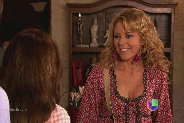 Viviana se siente feliz del curso que han tomado las cosas entre Rafa y...