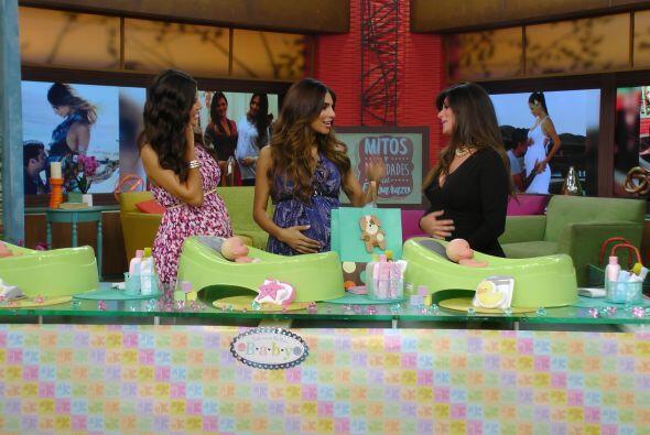 ¡Ana, Bárbara y Alejandra están en Despierta Am&eacu...