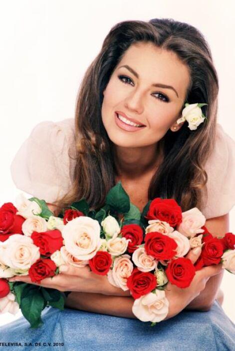 En los 90's fue la Reina de la Telenovela Rosa, los canales de nostalgia...