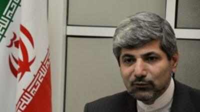 Ramin Mehmanparast, vocero del Ministerio de Exteriores iraní, confirmó...