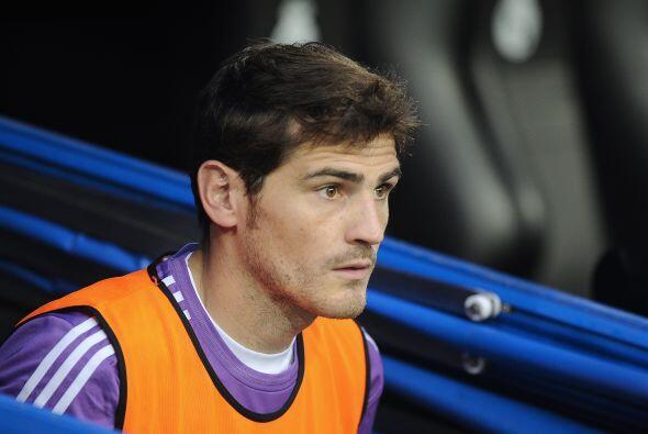 Sorpresiva la decisión de dejar en el banquillo a Iker Casillas. ¿Qué no...