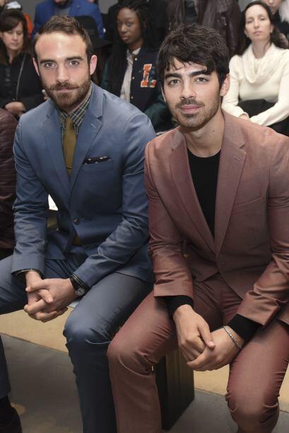 Joe Jonas siempre ha destacado por un estilo casual, ahora entendemos el...