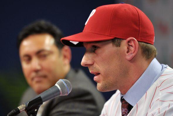 """""""Es fabuloso volver a Filadelfia"""", afirmó en una conferencia de prensa e..."""