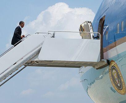 No fue la última. El viernes 4 de junio Obama estuvo en Luisiana donde c...