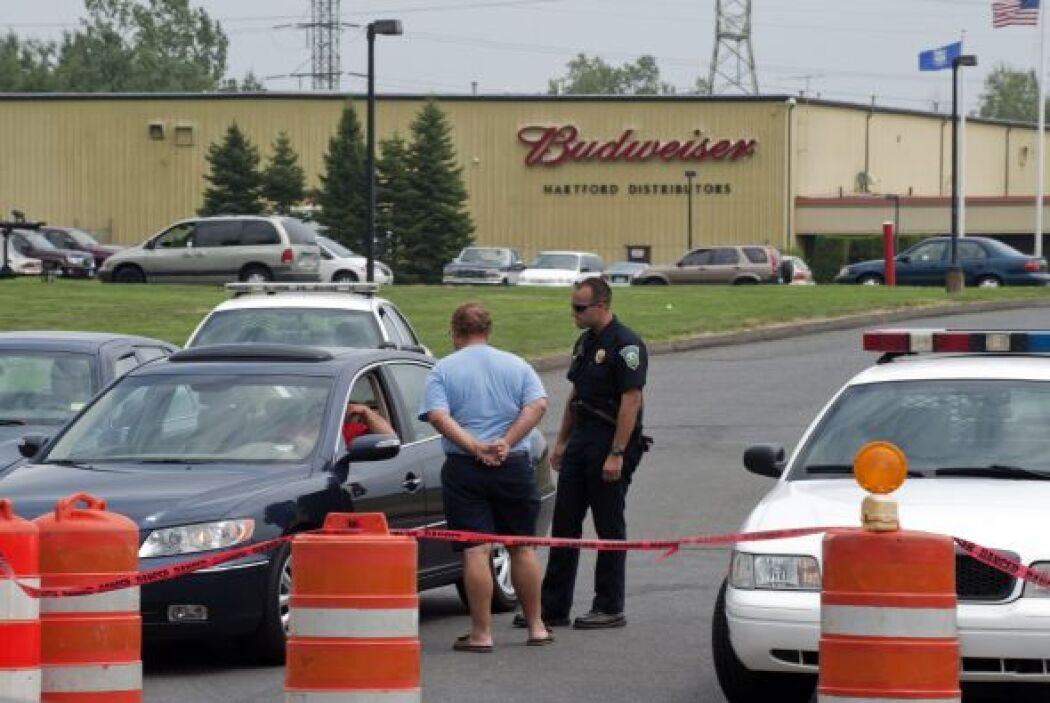 3 agosto de 2010. Omar Sheriff Thornton, de 34 años asesina a tiros a nu...