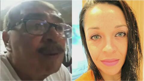 La perturbadora confrontación en video de una hija a su padre en donde e...