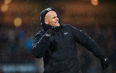 El noruego Stale Solbakken es el técnico del Copenhague.