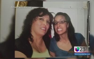 Joven texana se graduará sin su mamá presente