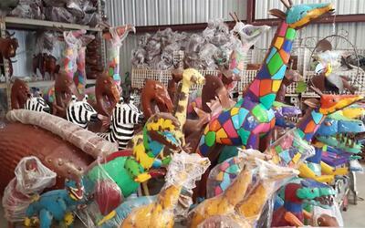 Mexicano recupera artesanías robadas gracias a la ayuda de la comunidad