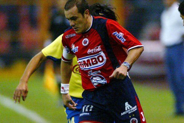 En este encuentro el 10 del Veracruz no se haría presente en el m...