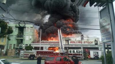 Incendio SF