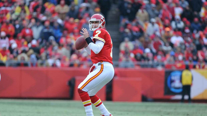 Matt Cassel con Chiefs