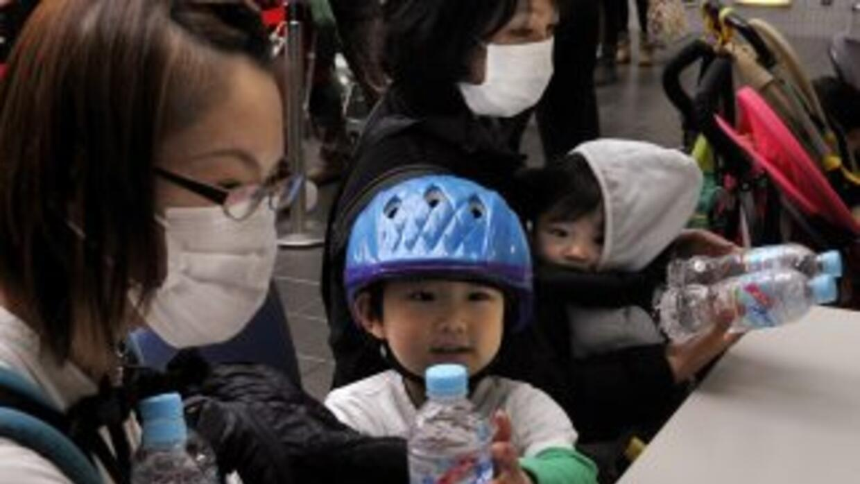 El accidente nuclear de Fukushima, desatado tras el terremoto y maremoto...