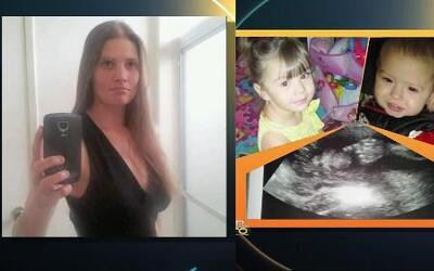 Tres niñas murieron apuñaladas por su propia madre