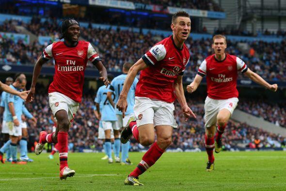 Defensa, Laurent Koscielny: El zaguero del Arsenal tuvo una actuaci&oacu...