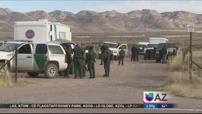 Enfrentamiento entre la Patrulla Fronteriza y contrabandistas
