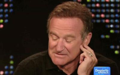 Forense de CA da detalles de cómo murió Robin Williams