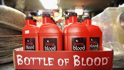 Sangre artificial