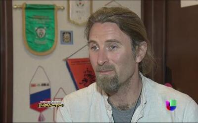 La historia de Andrew Aris, el hombre que ayuda a niños con el fútbol