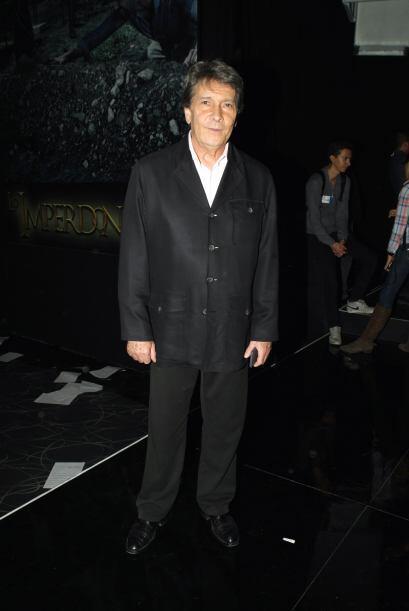 """Y el actor Juan Ferrara, quien dará cuerpo y voz a """"Jorge"""", un personaje..."""