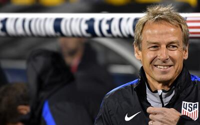 Después de su desacertada invención ante México, Klinsmann vuelve a la a...