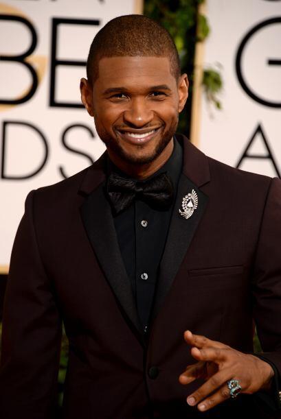 El cantante Usher también entró al Top 10. Mira aqu&iacute...