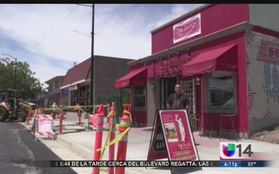 Compensación a negocios por obras en Alum Rock