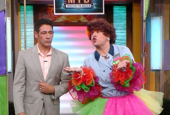 Ahora que Doña Meche se enteró que Johnny Lozada estará en 'Mira Quién B...