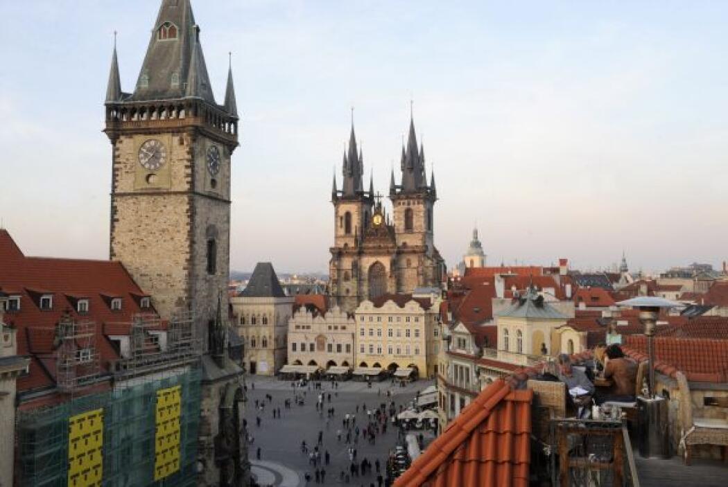 ALTERNATIVA: PRAGA, Budapest o Viena. Son ciudades que quedan a sólo una...