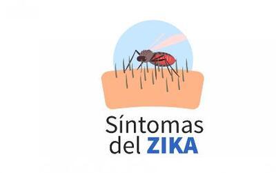 ¿Cuáles son los síntomas del Zika?