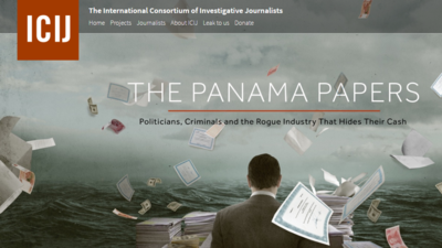 The ICIJ revealed its Panama Papers investigation into offshore tax have...