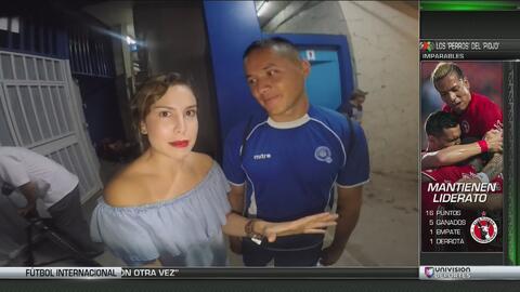 Acompañamos a la Selección de México en su excursión por El Salvador