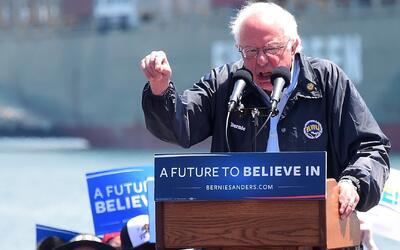 Bernie Sanders: hay que tener al candidato demócrata más fuerte