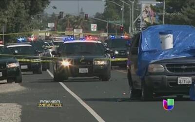 Violento asalto en las calles de California grabado en video