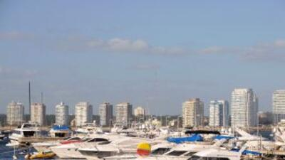 Punta del Este tiene actualmente un crecimiento de 53.2% en la compra y...