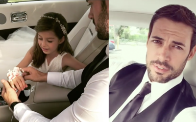 william levy y su hija