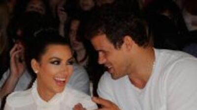 Kim Kardashian contó cómo toda la atención mediática que rodea al matrim...
