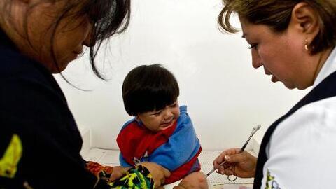 En el mundo se han logrado planes de vacunación efectivos contra la hepa...
