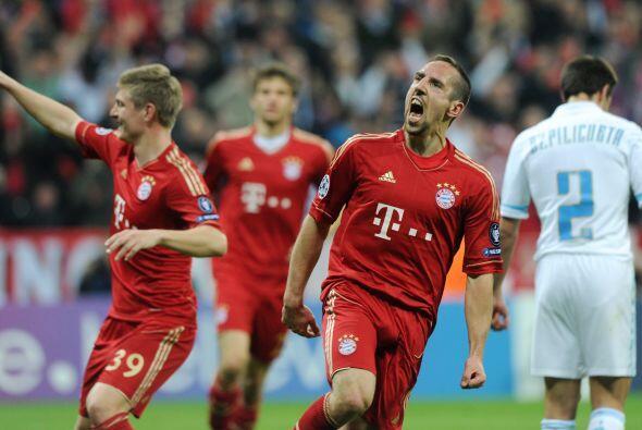 Los bávaros aumentaban su ventaja de 2-0 lograda en la Ida.