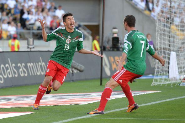 El Tricolor del 'Piojo' volvió a golear y gustar gracias a su juego ofen...