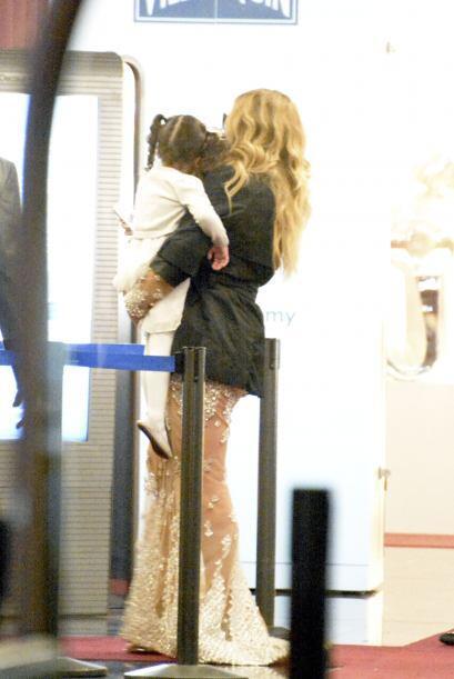 Mariah ha confesado que nunca imaginó ser mamá. Aqu&iacute...