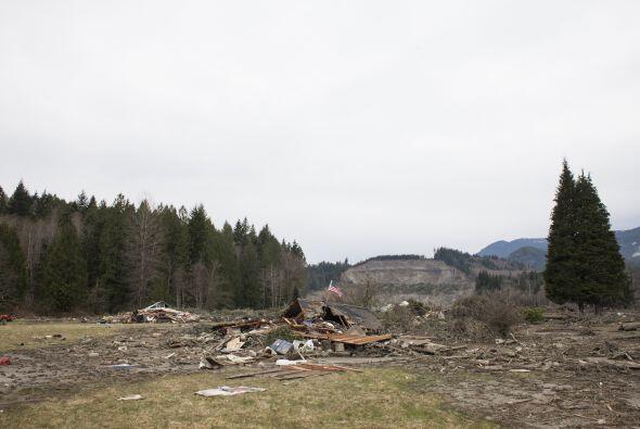 Sólo la mitad de las casas destrozadas estaban habitadas de manera perma...