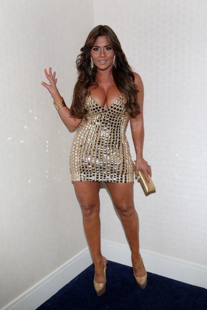 Así lució la boricua en la apertura del Miami Fashion Week...