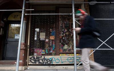 La tienda de artesanías mexicanas La Sirena fue uno de los locale...