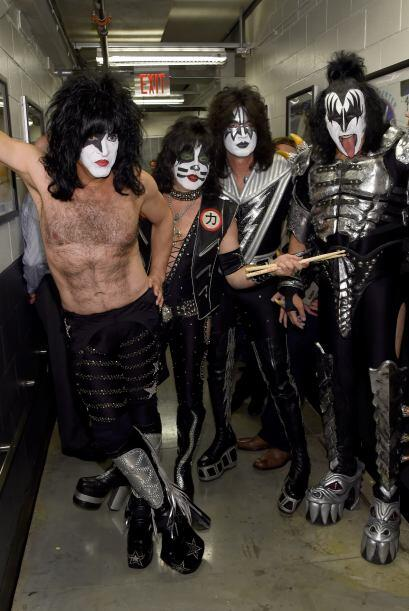 Para ello Faquir se inspiró en sus ídolos: el grupo Kiss.