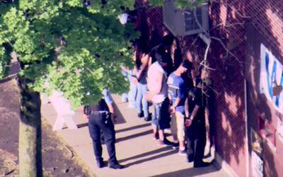'Chicago en un Minuto': presunto robo a mano armada en el vecindario 680...