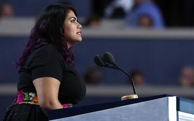 Astrid Silva, la voz hispana que responderá a Trump tras su discurso en...