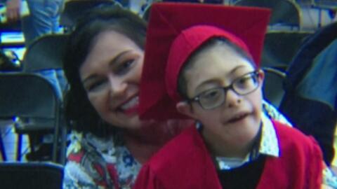 Madre de Houston está molesta porque su hijo con necesidades especiales...